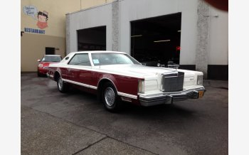 1977 Lincoln Mark V for sale 101129500